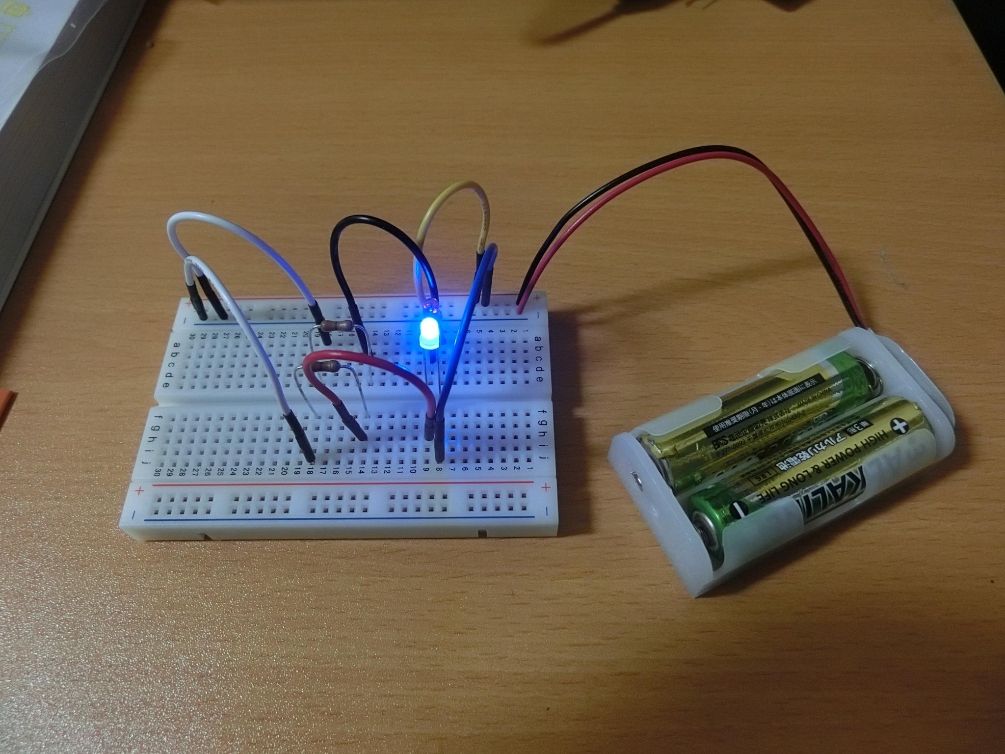 ArduinoでLチカをやってみた!