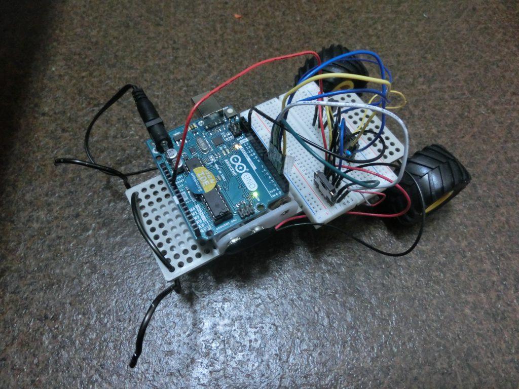 Arduinoと赤外線リモコンでロボットを遠隔操作してみた! kazuki room ~ dプリンター・電子工作