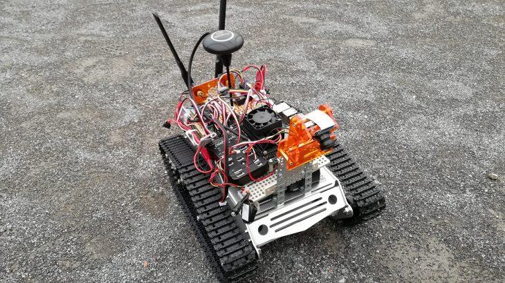 保護中: pixhawkを設定してROSでRoverを動かす方法