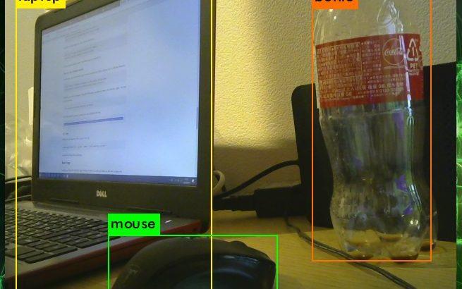 JetsonNanoにdarknet_rosを入れて物体検出する方法